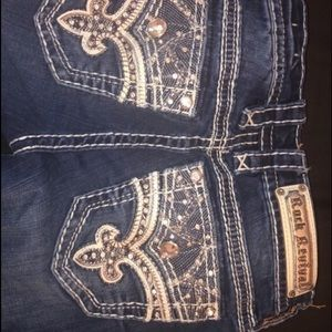 Rick revival jeans